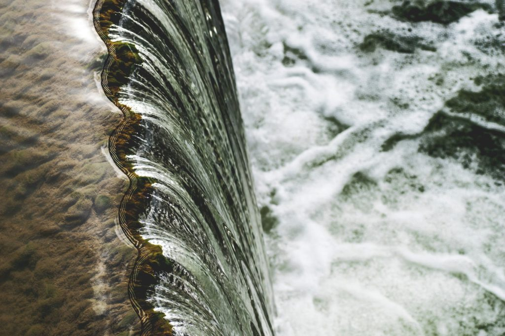 this image shows hydropower
